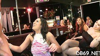 woman fucks a stripper amateur film 5