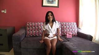Casting couch is her only option to get hired