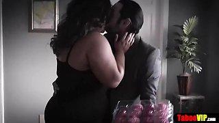 Wife and bbw mistress get revenge on manipulative husband