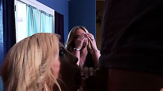 Brazzers - Real Wife Stories -  Swapping The