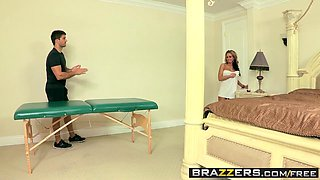 Brazzers - Dirty Masseur - Give My Girl A Massage scene star