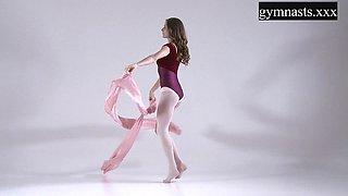 FlexyTeens hot gymnast Berta