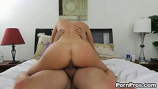 rough sex with a big cock for the hot samantha saint
