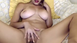 Perfect Big Tits Camwhore Amazing Cam Show!