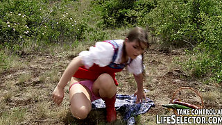 LifeSelector - Little perv Riding Hood