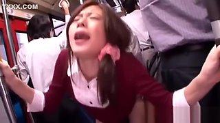 Bus fin asian cumshots asian swallow japanese