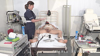 Medical Femdom Featuring Baroness Essex
