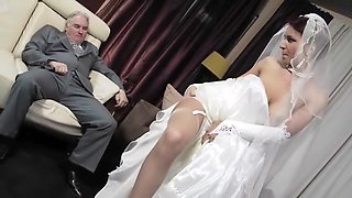 Old Man and a Young Bride