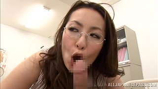 Lucky patient has a threesome with a hot nurse and doctor