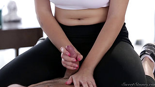 Busty Masseuse Of Dick