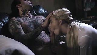 Taboo goth anally fucked