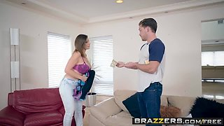 Brazzers - Mommy Got Boobs - Sara Jay Kyle Mason - Putting