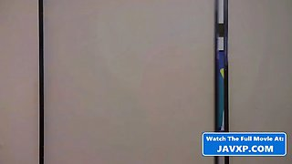 Hot asian schoolgirl at the doctor, japanese jav