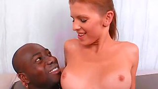 Hot interracial passion !!