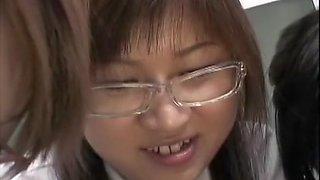 Fabulous Japanese model in Incredible Teens, POV JAV video