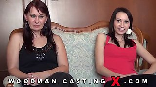 Mother daughter casting