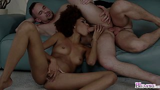 Paul Freshs cock suck by Luna Corazon and his anal fuck