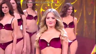 Miss russia 2019 swimsuits