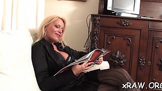 office hardcore with milf sex segment 1