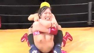 Wrestling japanese