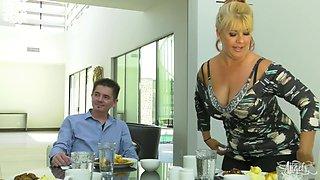 Mike Panic & Natalie Mars in My Girlfriend's Slutty Sister - TransAngels