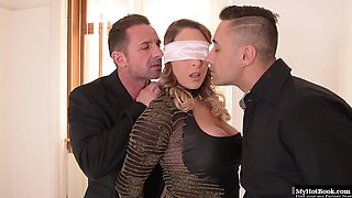 Victoria Summers is a dirty slut that gets off on being dominated by