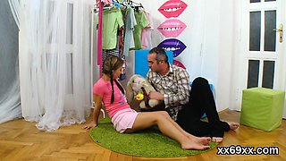 Doctor stares hymen physical and virgin nympho riding23plG