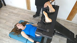 FrenchTickling - From Chicago To Frenchtickling American Stephy's Soles Are