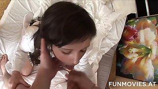 innocent schoolgirl gets anal sex lesson
