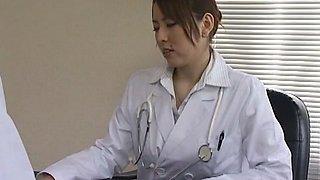 Hottest Japanese slut in Best Fetish, Nurse JAV video
