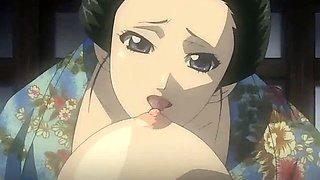 Japanese lesbian hentai anime