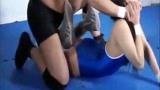 flexible ryona