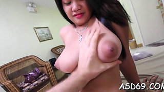 massive cock for a thai slut