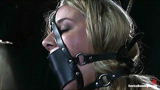 Delilah Strong in A Bondage Whore - DeviceBondage