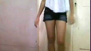 Ruth cute little filipina cam girl 2