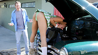Lyla Storm,Mark Wood in Don't Tell My Wife I Assfucked The Babysitter #12, Scene #04