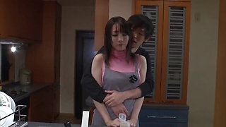 Cuckold Fuck With A Japanese Housewife