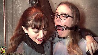 Mistress trains her sub