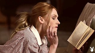 Celia in Bedtime Story - PlayboyPlus
