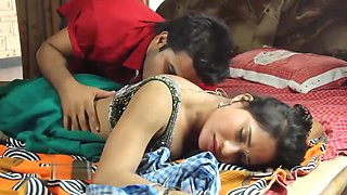 Hot bhabhi romance with servant  BHabhi Ki Chudai