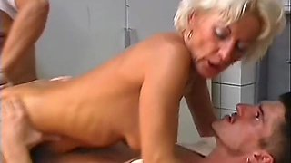 Two Hot Milfs Fisted Fucked & Bottled