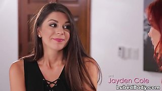This is what I called magic spot! - Jayden Cole, Olivia Lua
