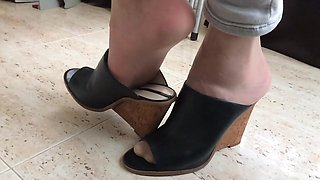 Play at home with heels