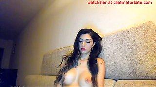 Persian arab striping girl part 2