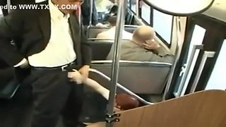 Marie McCray Groped On Bus