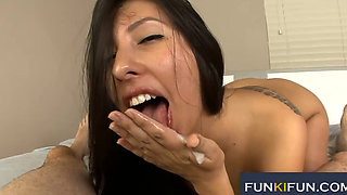 FINISH IN HER MOUTH CUM IN MOUTH COMPILATION PART 6
