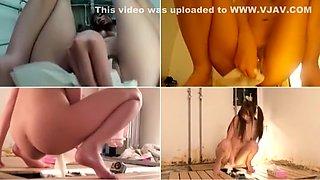 Crazy Japanese slut in Fabulous Couple, Toys JAV video