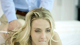 TUSHY Bosses Wife Karla Kush First Time Anal
