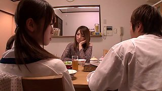 Tsubasa Amami in My Girlfriends Older Sister part 1.1