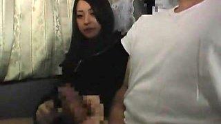 Exotic Japanese model Mai Takakura in Fabulous Bus JAV clip